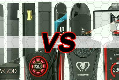 How to Get the Ultimate Vaping Experience: POD Systems vs Vape Mods