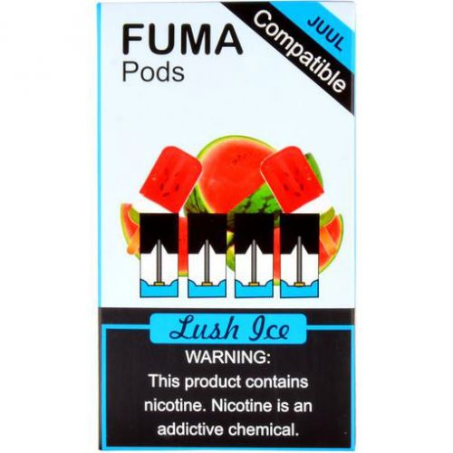 Fuma Pods Lush Ice For Juul 4 Pack