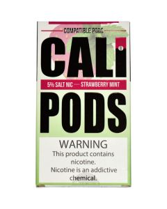 CALI PODS STRAWBERRY MINT