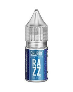 CHUBBY BUBBLE VAPES SALT E-LIQUID RAZZ