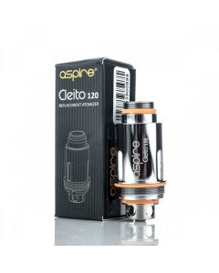Aspire Cleito 120 Replacement Coil 5pack