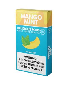 Delicious Pods Mango Mint Juul Compatible