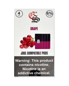 EONSMOKE GRAPE PODS