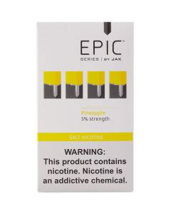 Jak Ecig Epic Pods Pineapple