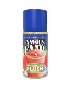 Famous Fair Watermelon Slush
