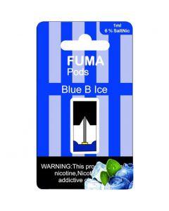 FUMA COMPATIBLE PODS BLUE B ICE