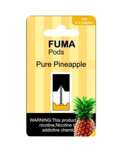 FUMA COMPATIBLE PODS PURE PINEAPPLE