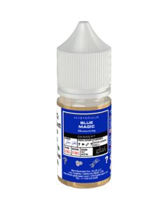 BASIX SERIES NICOTINE SALT E-LIQUID BY GLAS BLUE MAGIC