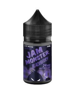 JAM MONSTER SALT BLACKBERRY