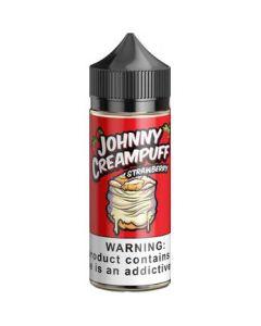 JOHNNY CREAMPUFF E-LIQUID STRAWBERRY