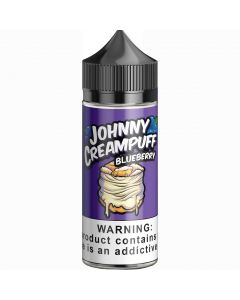JOHNNY CREAMPUFF BLUEBERRY E-LIQUID