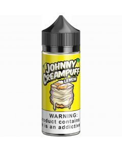 JOHNNY CREAMPUFF LEMON E-LIQUID