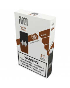 JUM PREFILLED REPLACEMENT PODS COFFEE BLEND