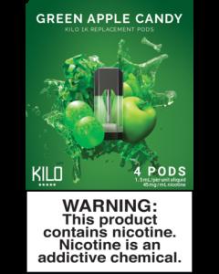 KILO 1K GREEN APPLE CANDY