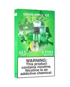 KILO 1K GREEN APPLE ICE