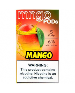 MNGO PREFILLED REPLACEMENT PODS MANGO