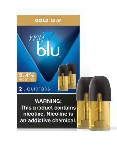MYBLU PODS GOLD LEAF