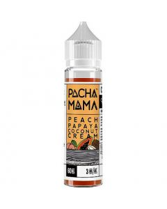 peach papaya coconut cream 60ml