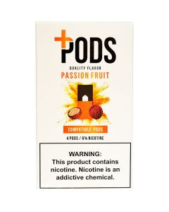 Plus Pods Passion Fruit for Juul 4 pods