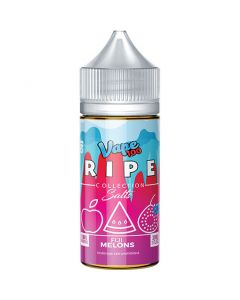 RIPE COLLECTION ON ICE NICOTINE SALT FIJI MELONS