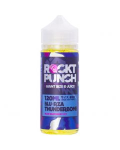 rockt punch blu rza thunderbomb 120ml