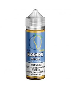 ROUNDS E-LIQUID BLUE MANGO