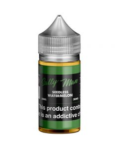 SALTY MAN NICOTINE SALT E-LIQUID SEEDLESS WATERMELON