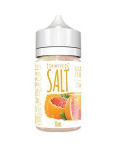 SKWEZED SALTS E-LIQUID GRAPEFRUIT
