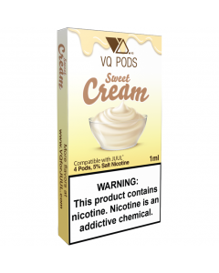 VQ PREFILLED REPLACEMENT PODS SWEET CREAM