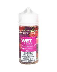 WET LIQUIDS STRAWBERRY GRAPE