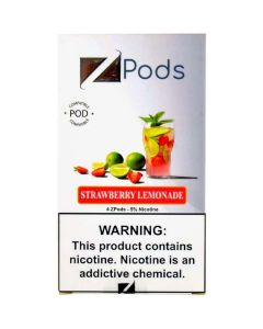 ZIIP PODS STRAWBERRY LEMONADE