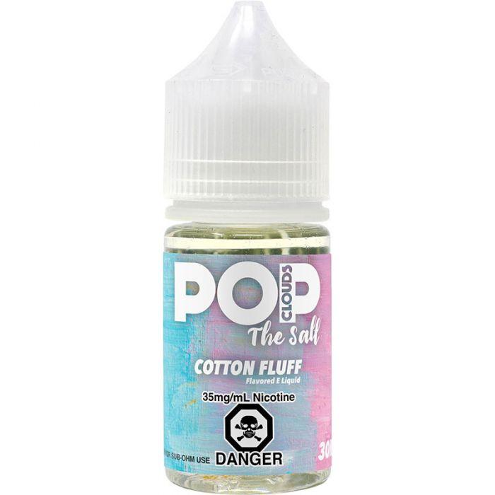Pop Clouds Salt Cotton Fluff 30ml