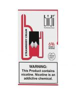 BIDI VAPOR STRAWBERRY CREAM