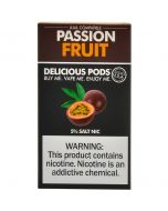 DELICIOUS PODS PASSION FRUIT