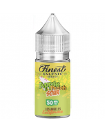 THE FINEST SALTNIC E-LIQUID APPLE PEACH SOUR