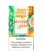 JUST MANGO PREFILLED COMPATIBLE PODS PINEAPPLE GUAVA