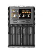 Nitecore - SC4 Superb Mod battery charger