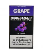 DELICIOUS PODS GRAPE
