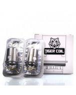 Kangertech Tiger Coil 3 X 0.6 OHM SS for FIVE 6 TANK - 2pck