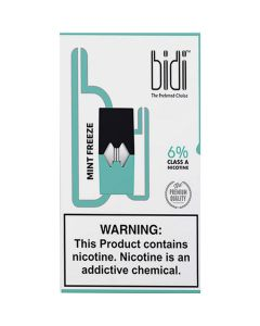 BIDI VAPOR MINT FREEZE