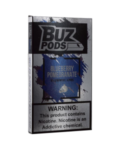 BUZ PODS BLUEBERRY POMEGRANATE