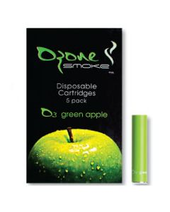 OzoneSmoke™ O3 Green Apple