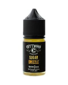 CUTTWOOD HAND CRAFTED SUGAR DRIZZLE 30MG