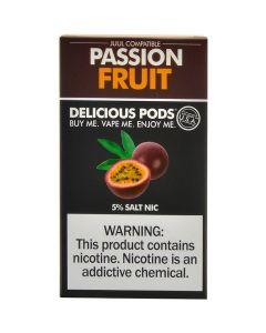 DELICIOUS PODS PASSION FRUIT