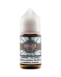 DINNER LADY SALT E-LIQUID COLA SHADES