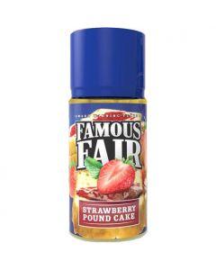 Famous Fair Strawberry Pound Cake