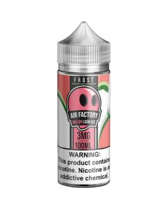 FROST FACTORY BY AIR FACTORY E-LIQUID MELON LUSH ICE
