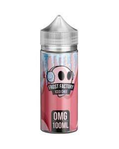 Frost Factory Iced Chee 100ml