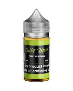 SALTY MAN NICOTINE SALT E-LIQUID FRUIT COCKTAIL