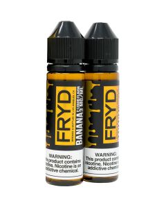 FRYD E-LIQUID BANANA